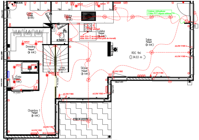 Study And Plan Electrical Installation By Miary004