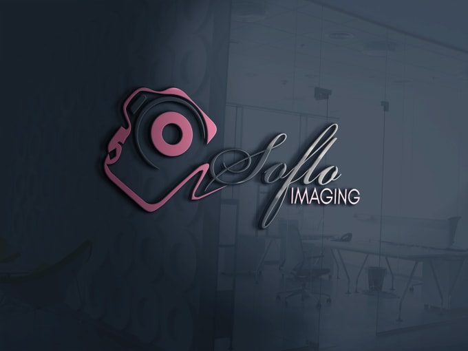 Design Best Professional Photography Logo By Graphics Cloud