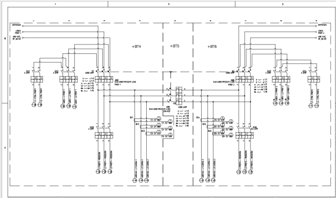 [SCHEMATICS_48EU]  Do your electrical schematic in autocad electrical by Kaputjan | Cad Wiring Diagram |  | Fiverr