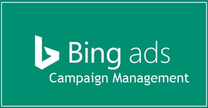 Setup Bing Ads PPC campaign