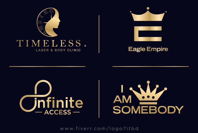 Design Unique Professional Logo For Your Business By Logo7itbd