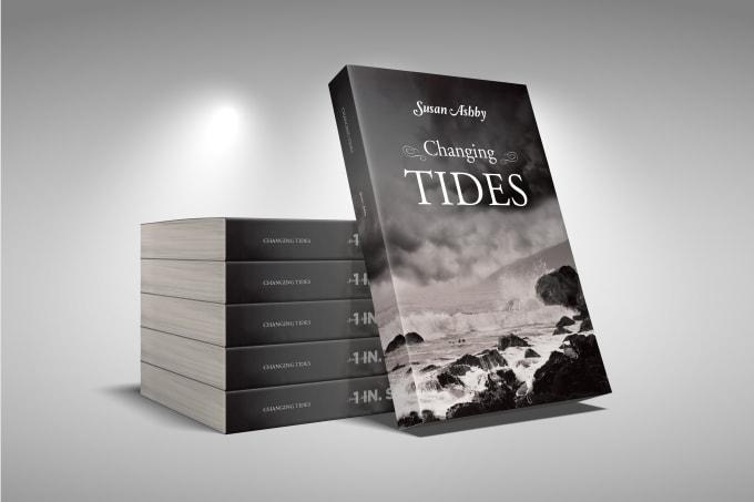 I will design book cover, book interior and ebook