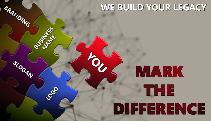 Create 10 x amazing business name, slogan, logo, trademark ...