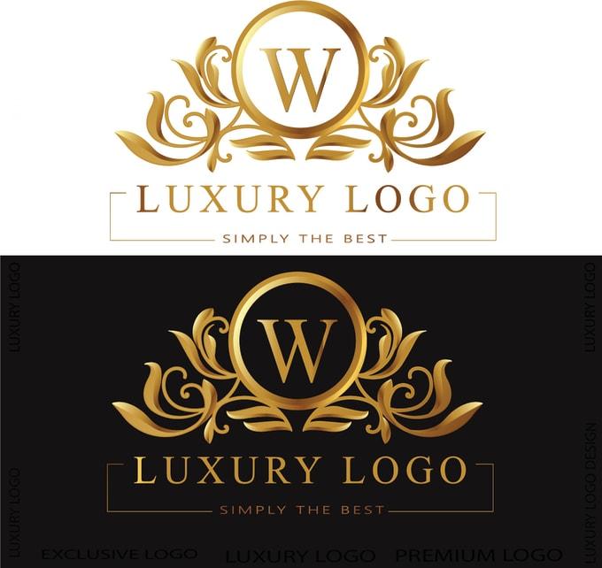 Design Premium Exclusive Luxury Logo By Engineer_atif