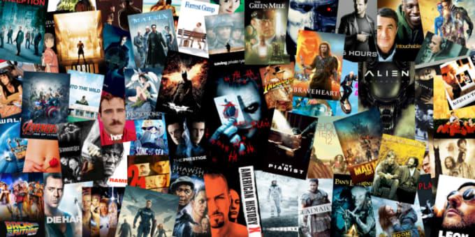 write original review and script for movie and tv series