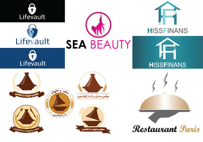 do business logo design in one day by titi ma