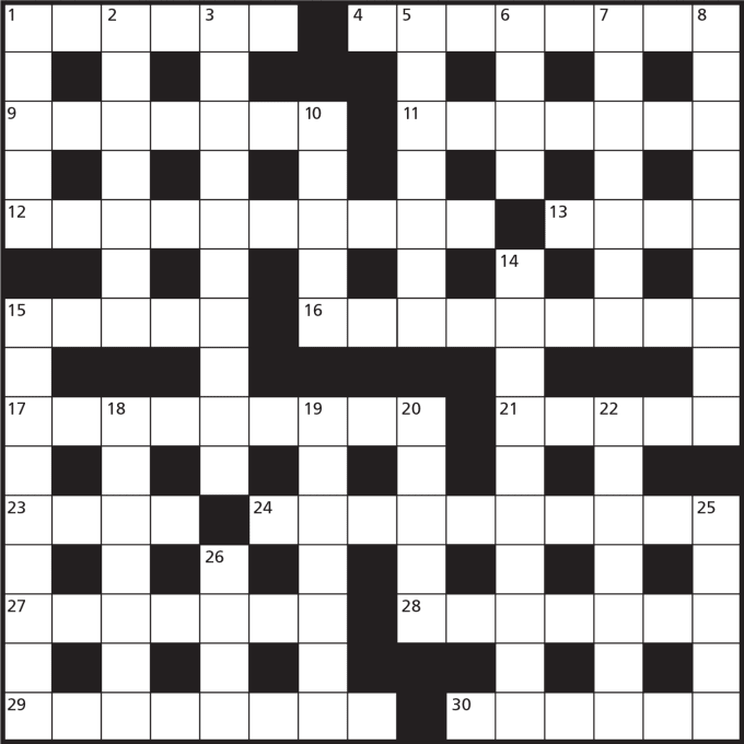 Make Great Cryptic Or Non Cryptic Crosswords By Neillington