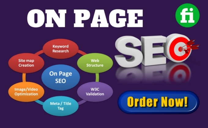 Best FIVERR SEO Expert In India,do complete on page SEO optimization for wordpress website