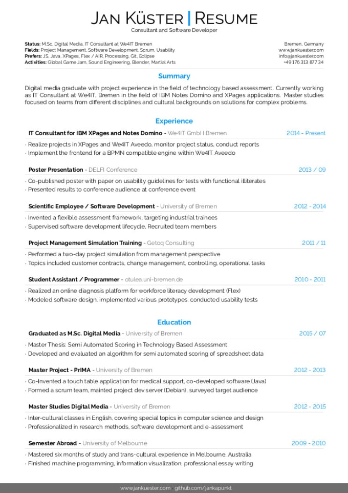 Latex Cv Template from fiverr-res.cloudinary.com