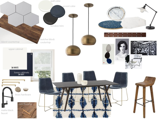Create Mood Boards For Your Interior Design Project By Kir1012