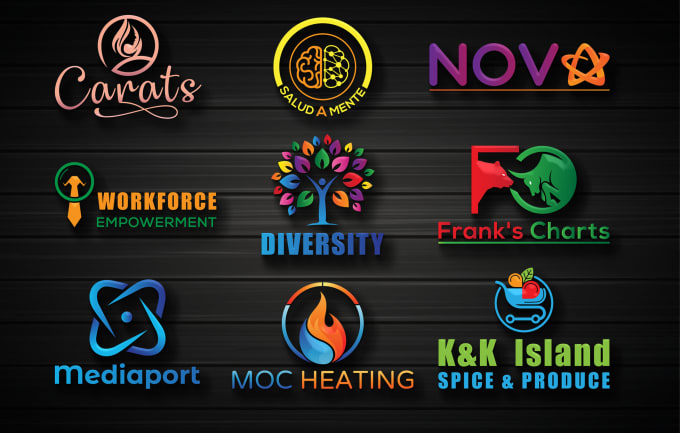I will create tremendous logo for your company, website or business
