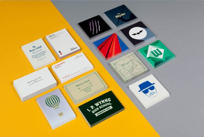 I will design your next business card layout