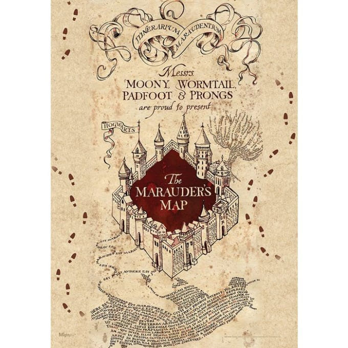 Harry potter pack, printables, drawing of you and all 7 hp ...