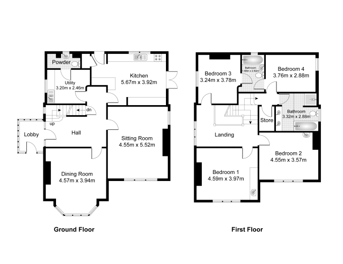 Redraw Floor Plan For Real Estate Agents In 1 Hours By Themachael Fiverr