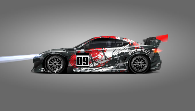 Make A Perfect Wrap Rally Design And Livery Racing Car By Bingoright