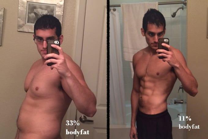 12 week shred diet