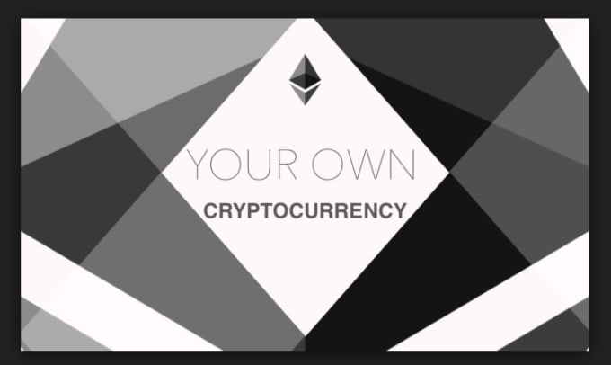 how to create your own blockchain