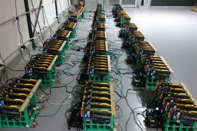 cryptocurrency mining rig what is it