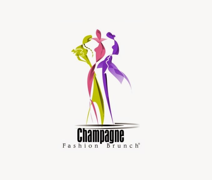 Design Awesome Modern Luxury Fashion Management Logo Only 15 Hours By Cheries Victor