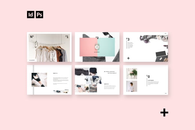 Design Fashion Postcard For You By Dodeepranata