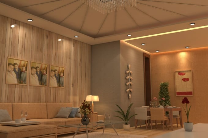 Do Interior Designing And Architect By Rahulbhar123
