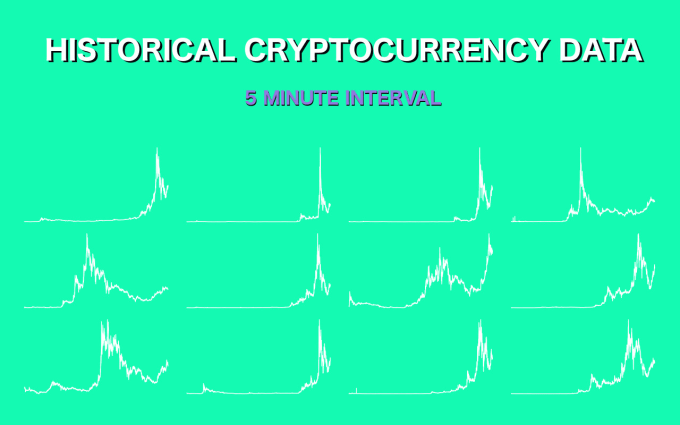 historical cryptocurrency data