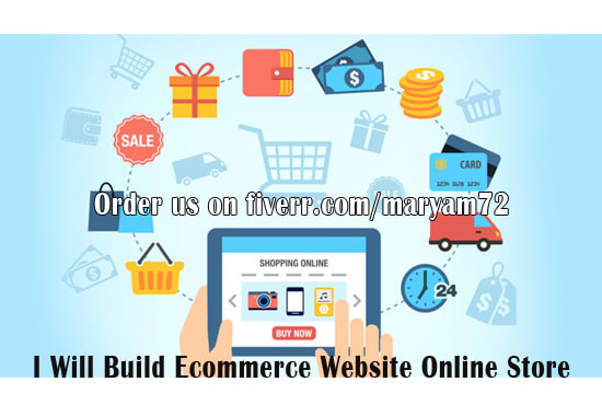 Build Your Own eCommerce WebsiteOnline Shop Special Discount