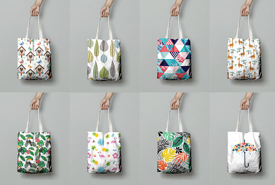 Do your tote bag design by Jadama