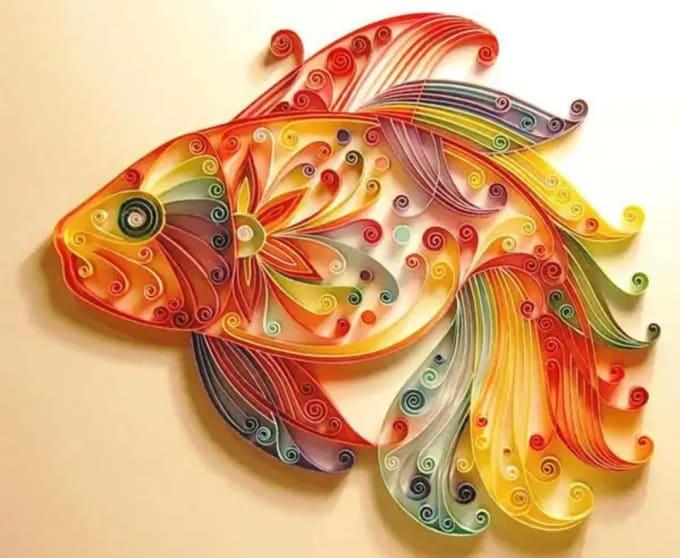 Multicolor Photo Craft Work Keerthi Arts Crafts Id 16434936133
