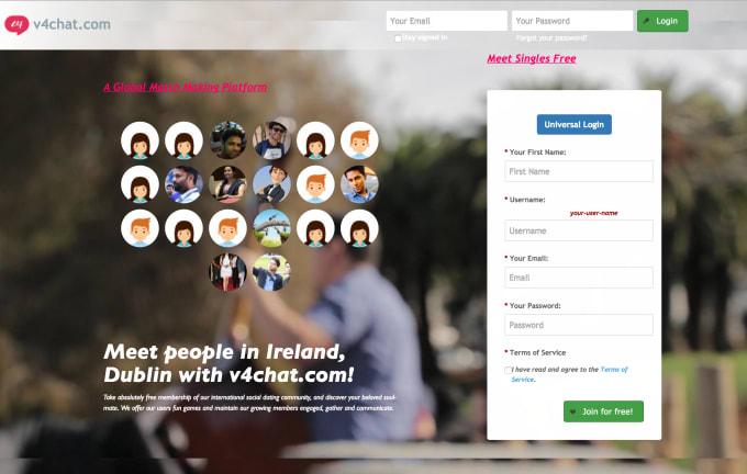 Free dating website dublin ben mckenzie mischa barton dating