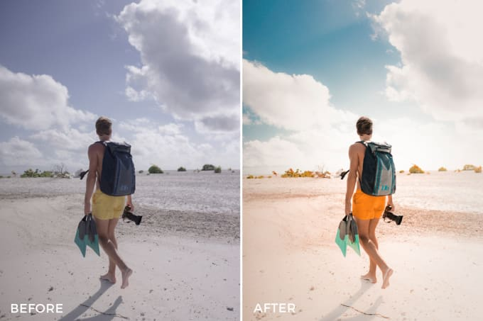 Edit your photos on adobe lightroom for instagram by Arikmorgan