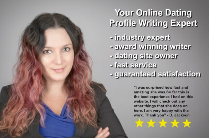 Dating Profile Writing Service