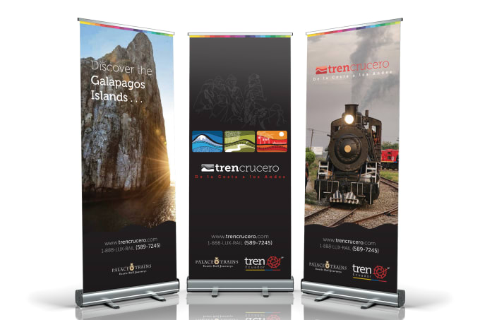 Design your roller banners by Designerheather