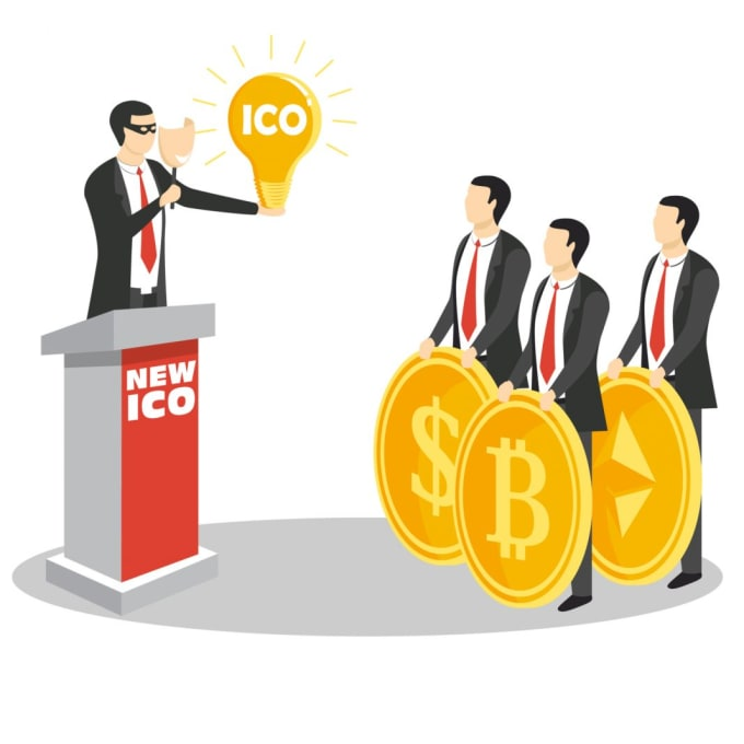 how to set up ico