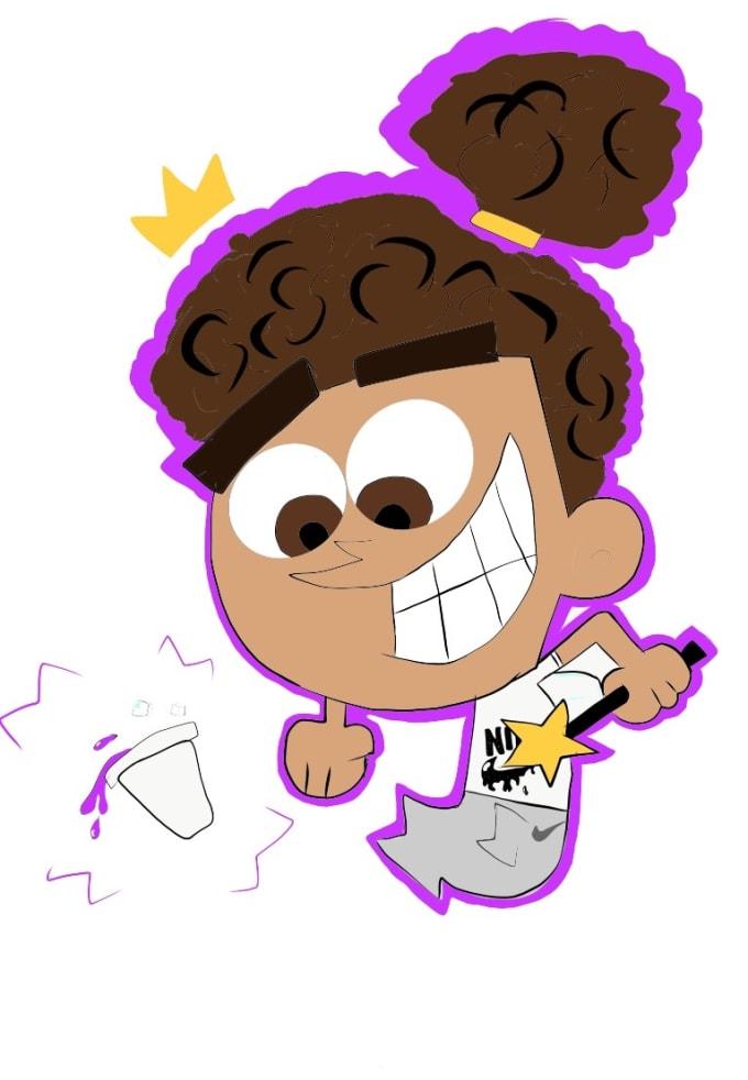Tell Me What Cartoon U Like Ill Make U Look It By Watchmanfonjong