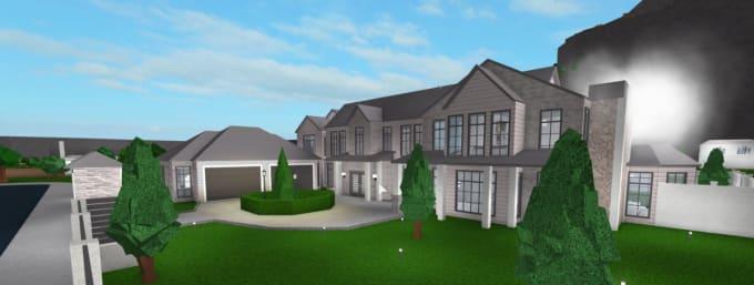 Build Bloxburg Houses On Roblox By Sabaigelife
