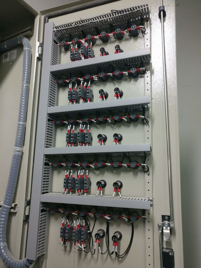 Can Do Control Panel Wiring Design By Chuckryan