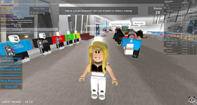 Make You Pro At Any Roblox Game By Maddieoh1