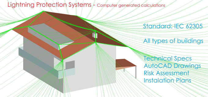 Design A Lightning Protection System By Tomiguek