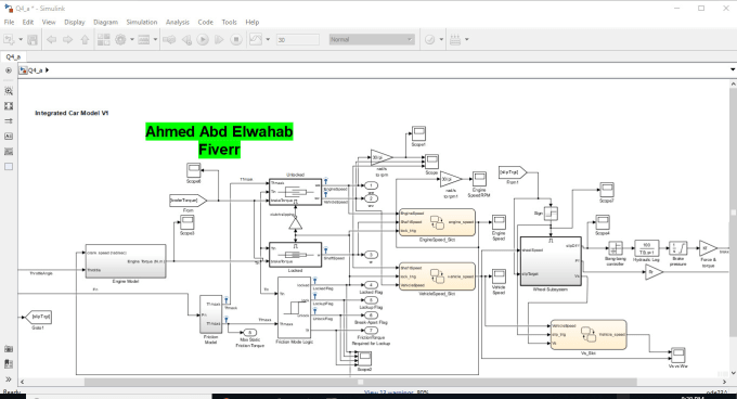 Design matlab and simulink projects by