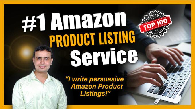 write a persuasive amazon product listing description