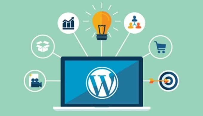 install wordpress and configure