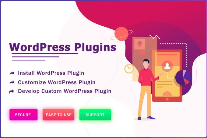 install, customize or develop a custom wordpress plugin