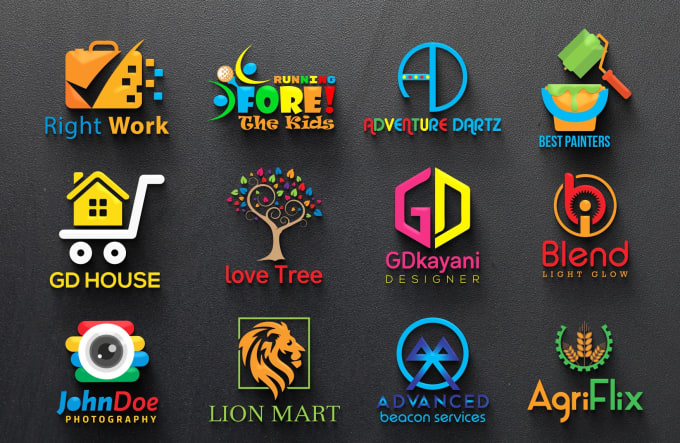 I will craft professional 2d or 3d logo design within 24 hours