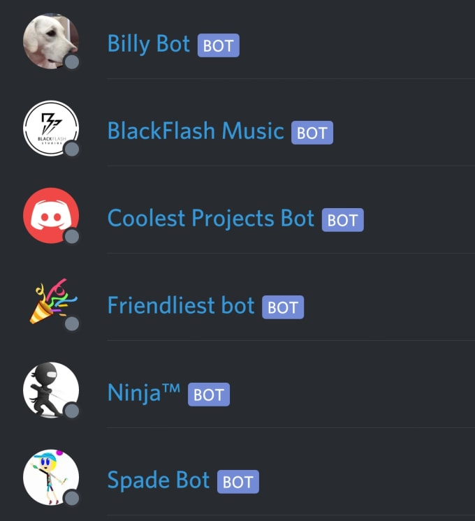 Create a discord bot with custom commands by Dylanguy2018