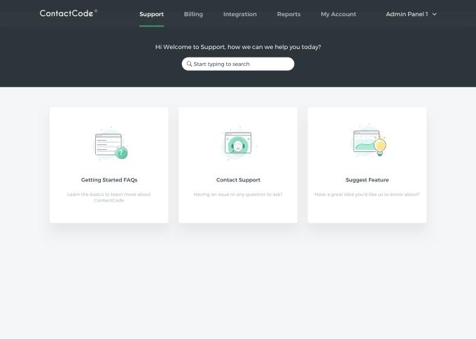 Design Clean Web Application By Naimeshk