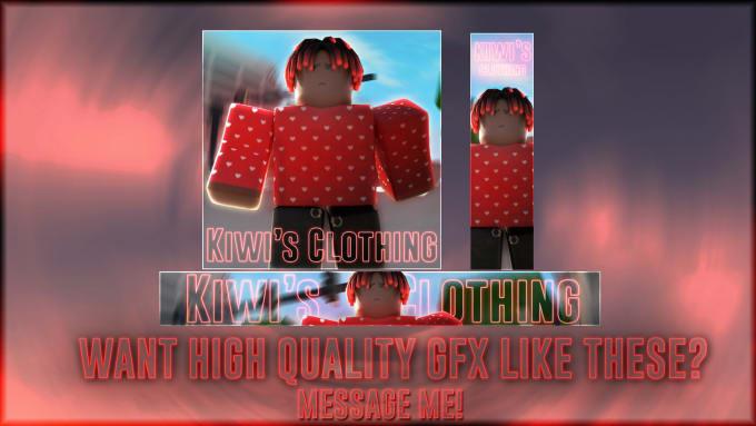 Make You A High Quality Roblox Gfx By Mwad94