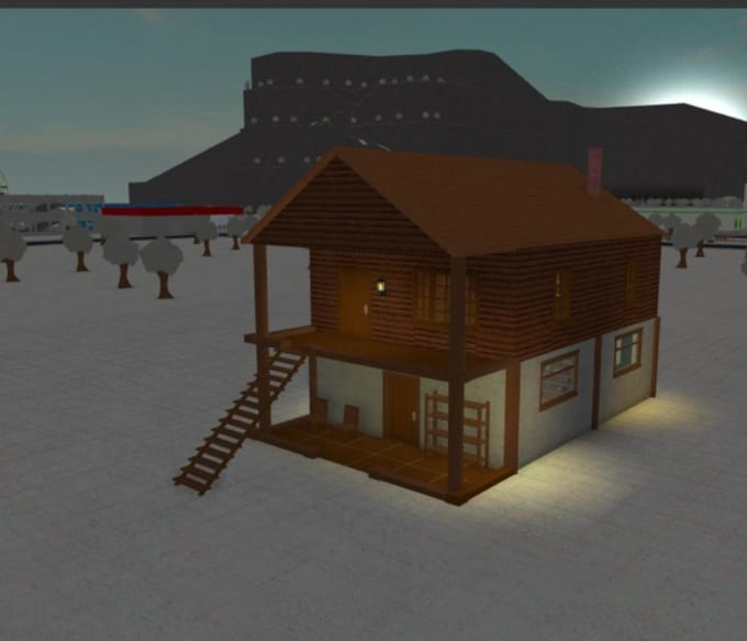 Build You A 400k Or Lower Cozy Cottage Two Story Cabin By