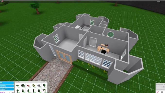 Amateur Roblox Bloxburg Builder By Kurtrinabroeren