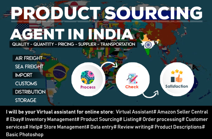 Be your product sourcing agent in india by Gagauravsharma